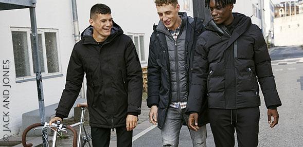 The XXL puffa jacket!