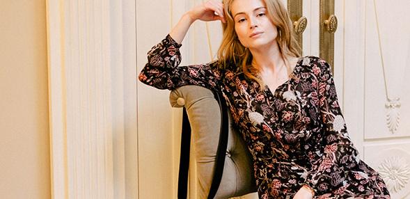 Dolga obleka – eleganten slog