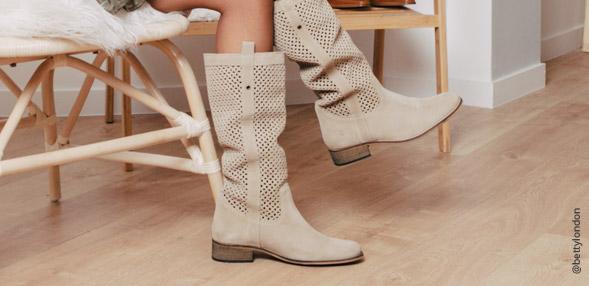 Pod lupo: škornji